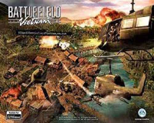 Battlefield Vietnam PC Game Free Download