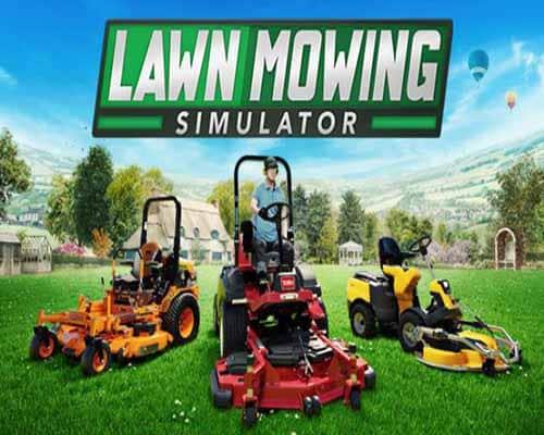 Lawn Mowing Simulator PC Game Free Download