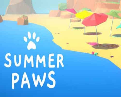 Summer Paws PC Game Free Download