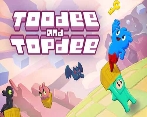 Toodee and Topdee PC Game Free Download