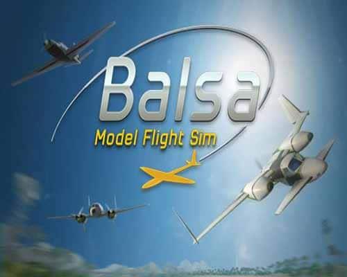 Balsa Model Flight Simulator PC Game Free Download