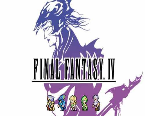 FINAL FANTASY IV PC Game Free Download