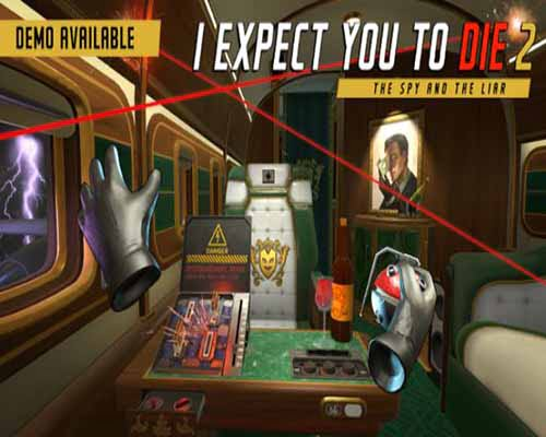 I Expect You To Die 2 PC Game Free Download