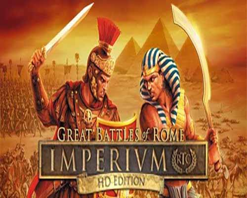Imperivm RTC HD Edition Great Battles of Rome PC Game Free Download