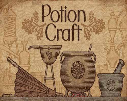 Potion Craft Alchemist Simulator PC Game Free Download