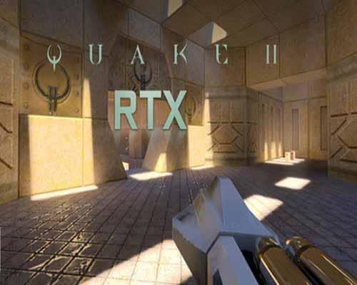 Quake II RTX PC Game Free Download