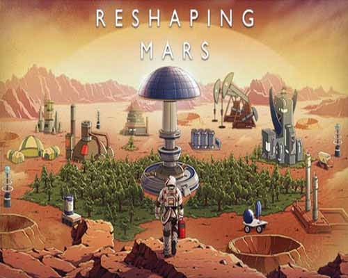 Reshaping Mars PC Game Free Download