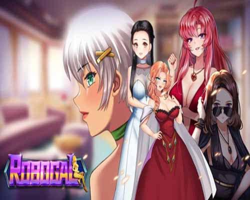 Robogal PC Game Free Download