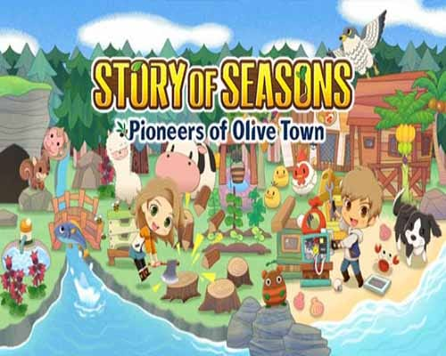 STORY OF SEASONS Pioneers of Olive Town PC Game Free Download