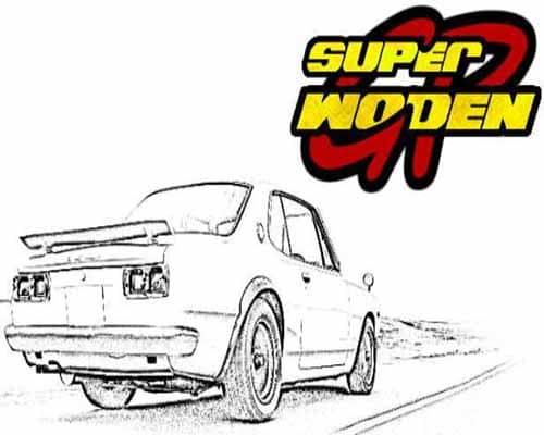 Super Woden GP PC Game Free Download