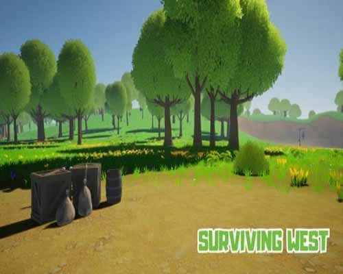 Surviving West PC Game Free Download