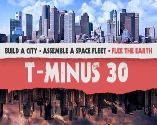 T Minus 30 PC Game Free Download