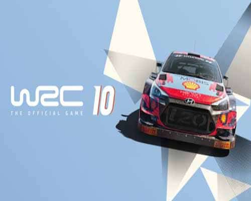 WRC 10 FIA World Rally Championship PC Game Free Download