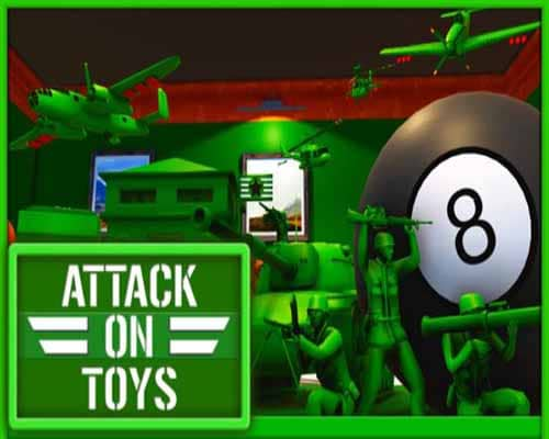 Attack on Toys PC Game Free Download