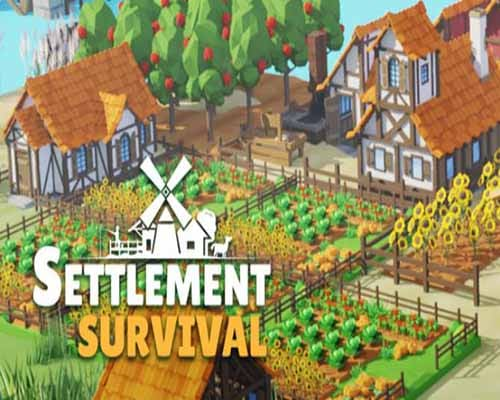 Settlement Survival PC Game Free Download