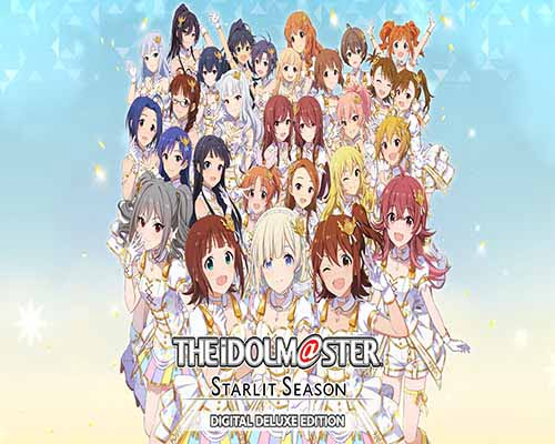 THE iDOLM@STER Starlit Season PC Game Free Download