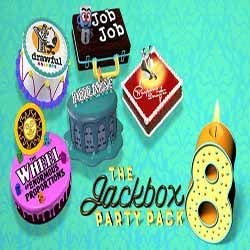 TheThe Jackbox Party Pack Jackbox Party Pack 8